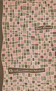 Boekenweekgeschenk 1955 op schrijversvoeten door nederland. Lennart Clare.jpg