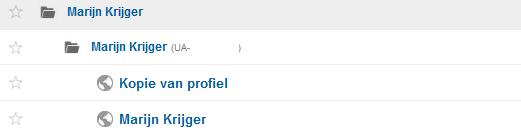 9 Google Analytics tweede weergave make9 Google Analytics tweede weergave maken kopie zichtbaar in lijstn kopie zichtbaar in lijst