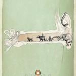 Jungleboek, Wizard of Oz en Rattenvanger van Hamelen in advertentie voor luisterboeken