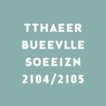 Opvallend affiche van Theater Bellevue