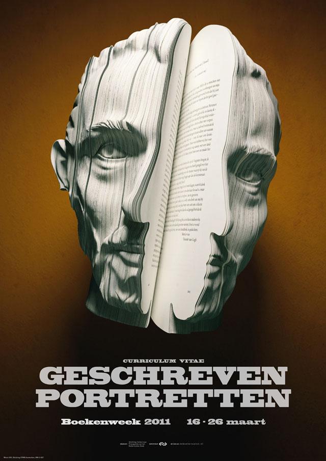Boekenweek 2011 Geschreven portretten Vincent van Gogh