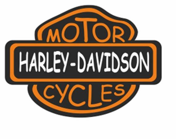 Comic Sans Harley Davidson