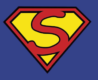Comic Sans superman