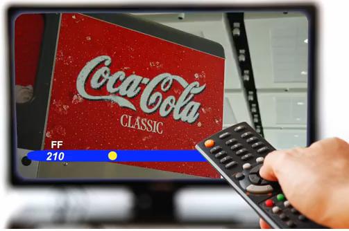 Effectief adverteren op TV als consumenten het het minst verwachten