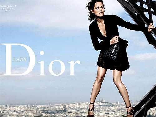 Eiffeltoren Dior