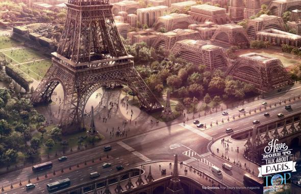 Eiffeltoren Top Destinos Magazine