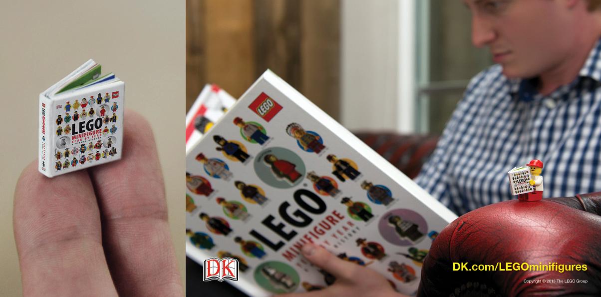 Lego catalogus minifiguren DK