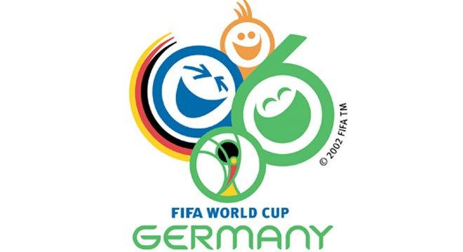 Logo WK voetbal Duitsland worldcup 2006
