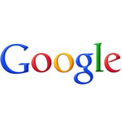 Logo van Google vierkant