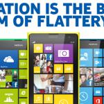 Nokia's antwoord op de iPhone 5C