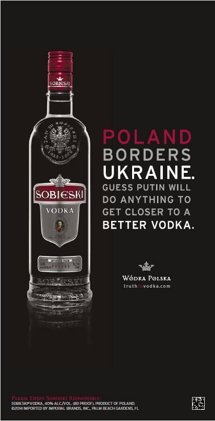 Sobieski Vodka, Wodka Polska