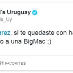 Inhakers op Suárez' bijtincident