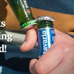 Bavaria doet aardig tegen Heineken. Heineken doet aardig terug.