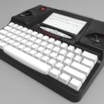 De typemachine is terug – zonder afleiding schrijven