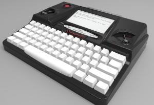 Typemachine Hemingway Hemingwrite 1