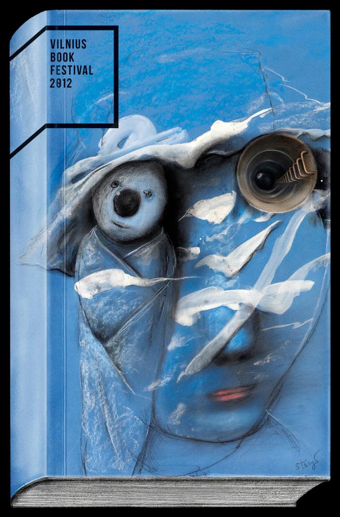 Vilnius book festival 2012 eyes