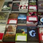 Persoonlijke recensies in de boekhandel
