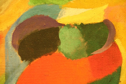 Close-up, Le Bal Bullier - Sonia Delaunay