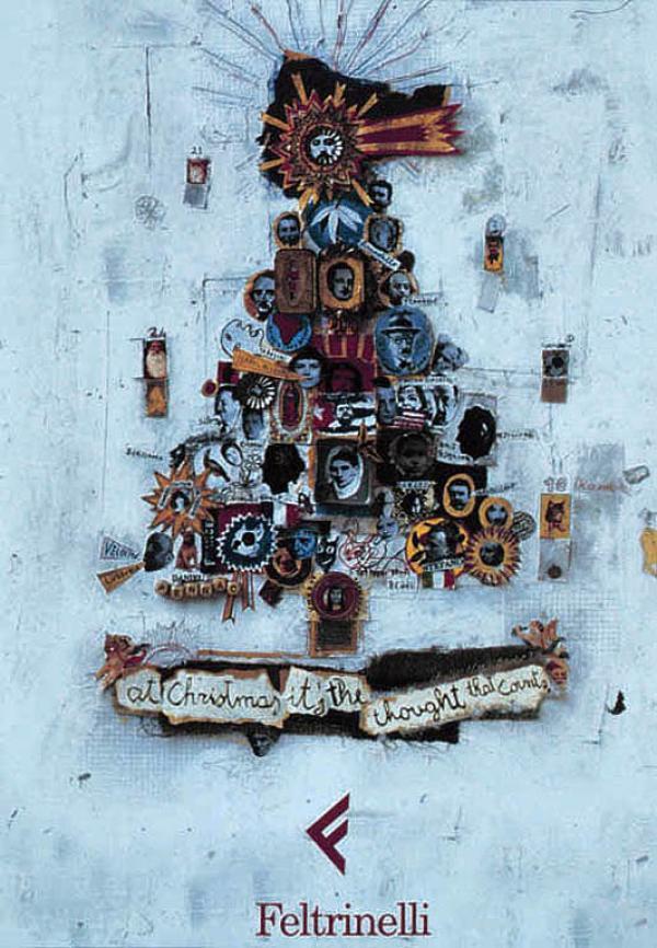 feltrinelli kerstboom 2000
