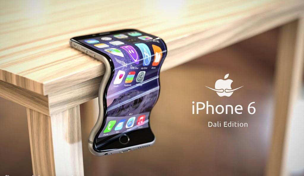 iphone 6 bend Dali