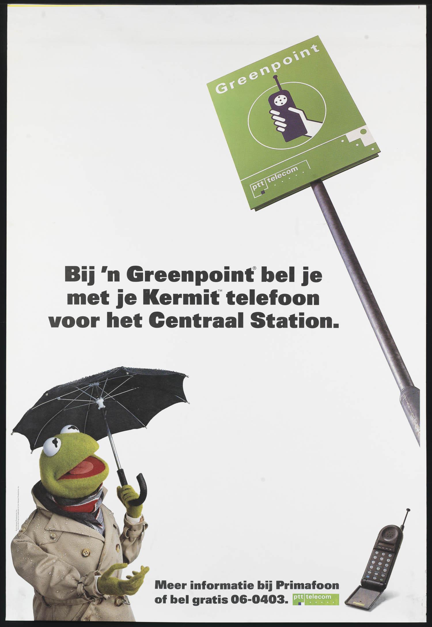Kermit, greenpoint