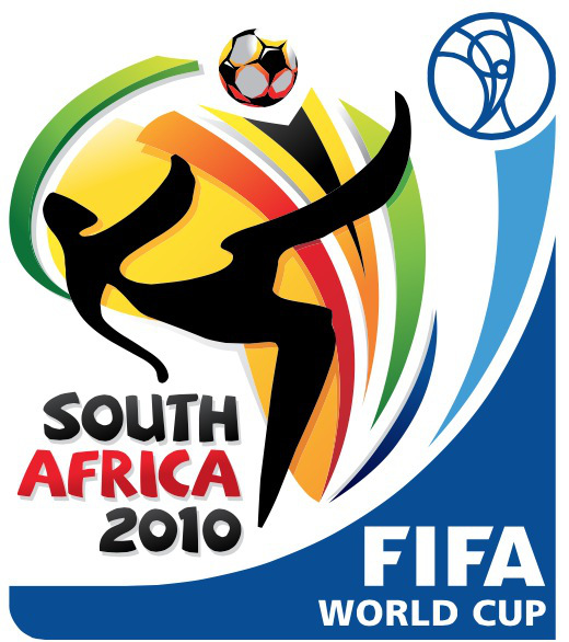 logo worldcup South Africa 2010 WK voetbal