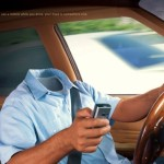 Vijftien voorbeelden van geen-social-media-tijdens-het-rijden-advertenties