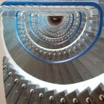 Weekly photo challenge – Descent – Stairs in Amsterdam