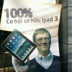 Bill Gates en de iPad 3