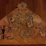 Zelfgemaakte kerststallen