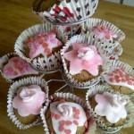 Cupcakes maken, level: dochter van vier met papa