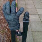 Wie is zijn/haar handschoen verloren?