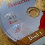 De DVD van Buurman & Buurman gerepareerd in de stijl van Buurman & Buurman