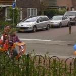 Op de fiets naar de Koningsspelen