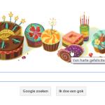 De googleverjaardagsdoodle