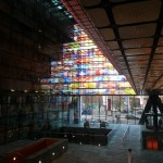 Weekly photo challenge – Symmetry – Coloured windows