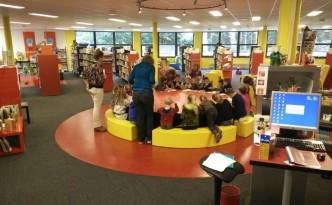 Er was eens Bibliotheek Hilversum sprookjes.