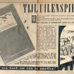 Advertentie voor Tijl Uilenspiegel (Jaren '50)