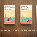 Boeken doorverkopen om het verhaal te behouden