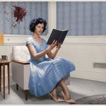 Feel inspired – advertenties van boekhandel Biblioteq