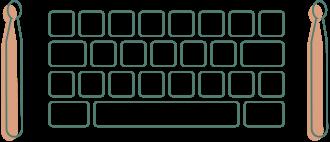 typedrummer logo