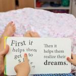Je mag het boek lezen en de ideeën mag je houden!