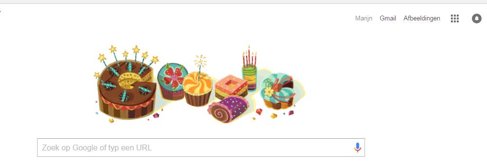 google gefeliciteerd Marijn Krijger | Laat me je rondleiden in de wereld van marketing google gefeliciteerd