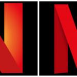 Het N-logo van Netflix lijkt op een ander logo