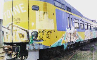trein tweedehands