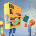 Kinderboekenweek 2016, boeken ruilen