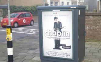 Charlie Chaplin musical C onderstreep