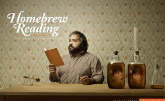 domy books homebrew reading