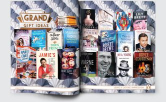 Penguin Books Kerst, leave a lasting impression