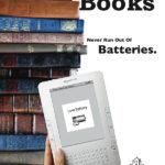Boeken en batterijen? Nee joh.